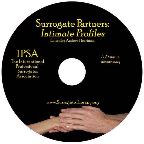 Surrogate Partners: Intimate Profiles DVD