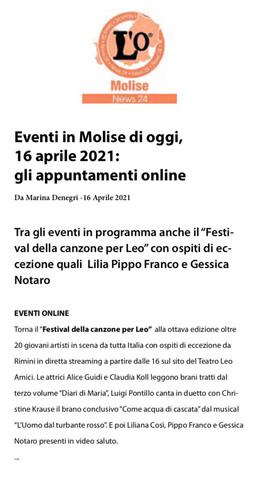 21.04.16 - Molise news