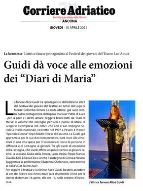 21.04.15 - Corriere Adriantico Ancona.jp