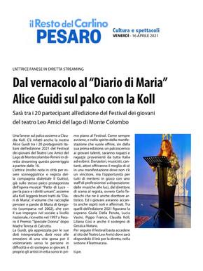 21.04.16 - Resto del Carlino Pesaro.jpg