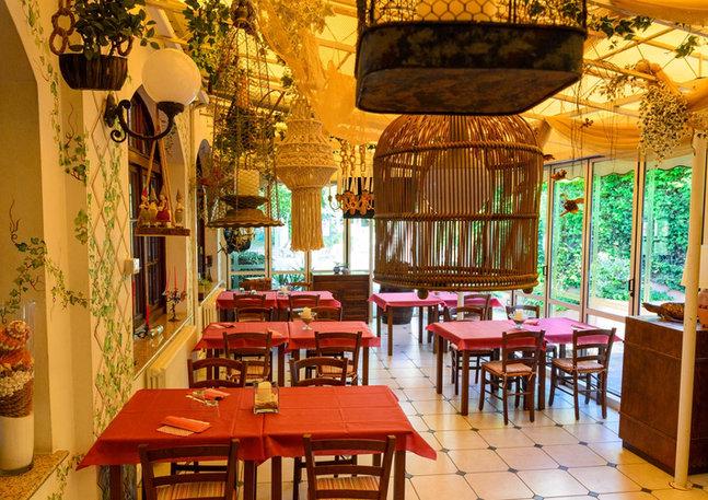 Veranda - La Grotta della Giamaica