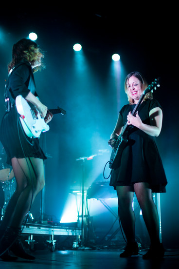 Carrie Brownstein & Corin Tucker