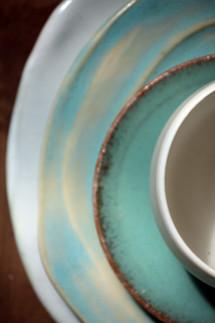 varigated glazes