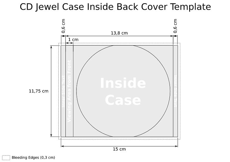 Jewel case template stunning memorex expressit label for Memorex dvd inserts template