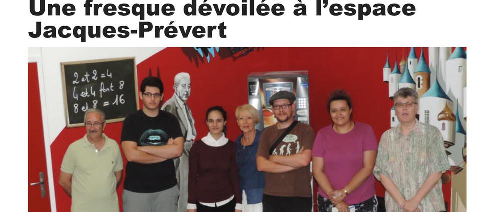 Fresque Prévert_Presse