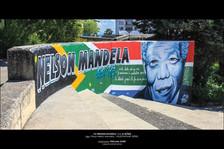 La fresque Mandela