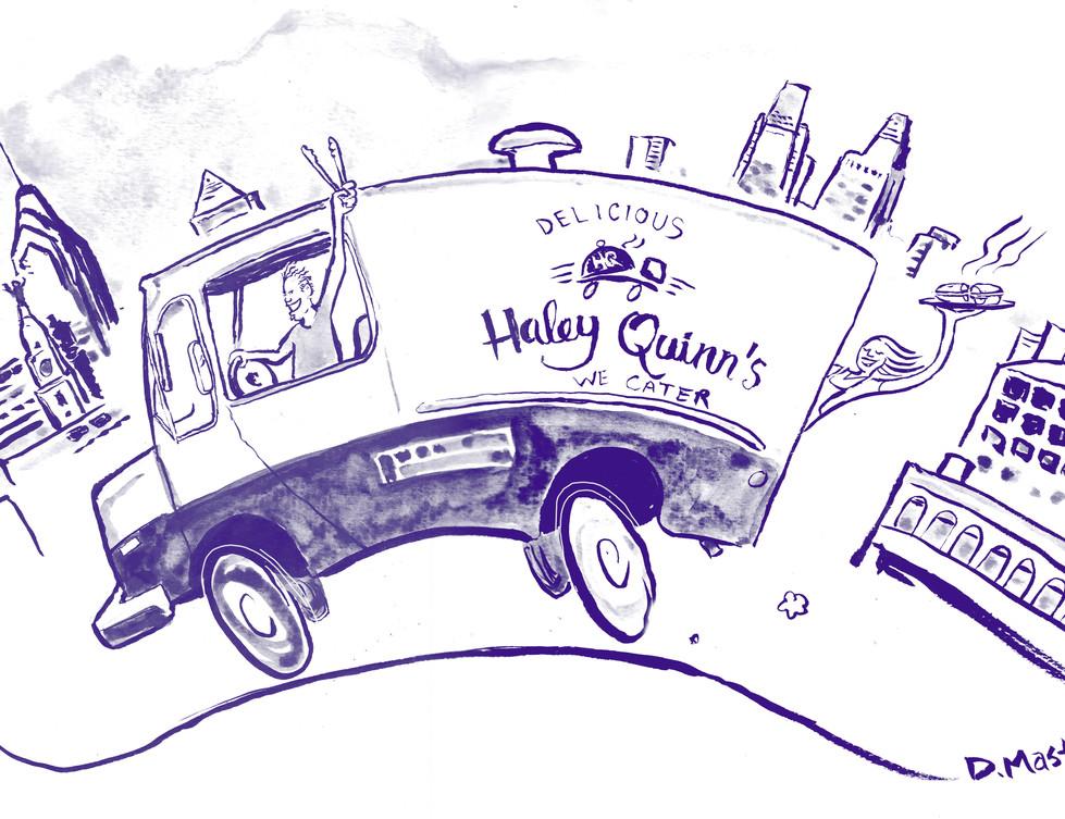 Haley Quinn's Food Truck