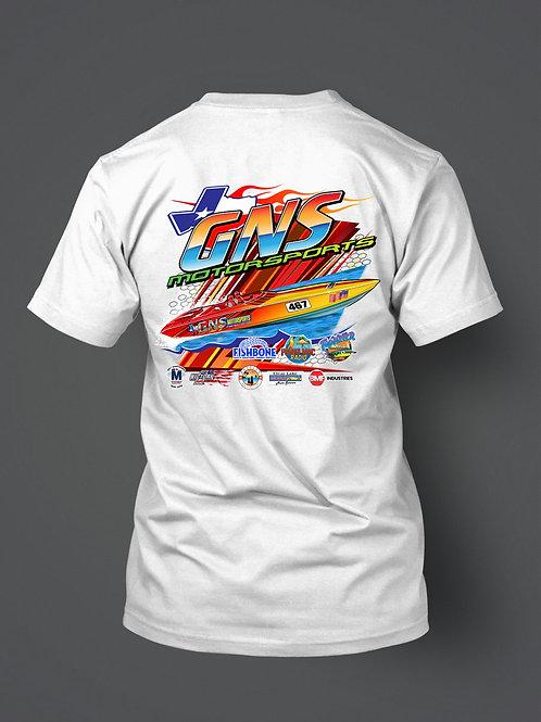Men's Classic White T-Shirt