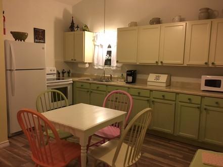 Shae Cabin Kitchen