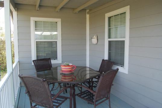 Kylie Cabin Porch