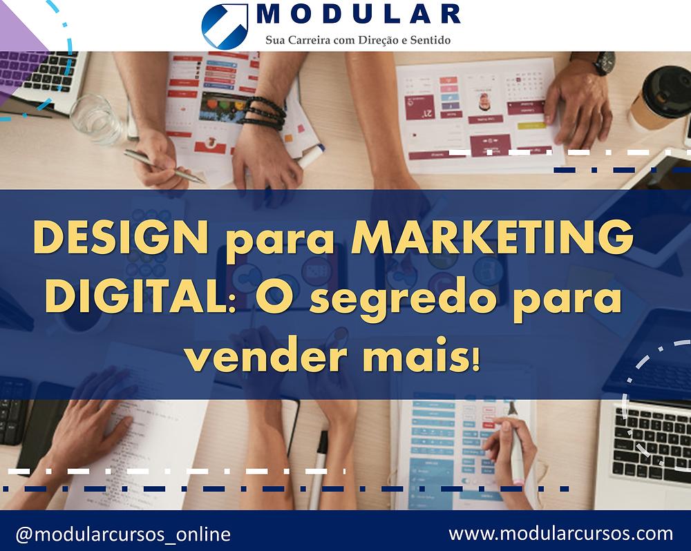 Pessoas trabalhando em equipe para montar as melhores estratégias de design aplicado ao marketing
