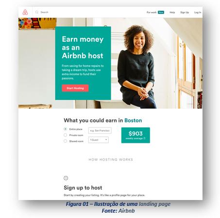 O design de uma landing page ajuda na conversão