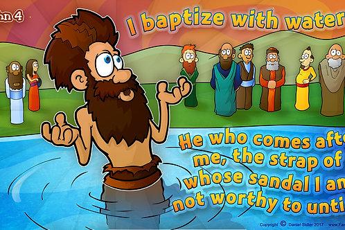 Jn. 1 - John The Baptizer