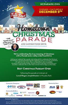Hometown Christmas Parade Graphics