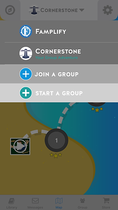 Famplify Group Screen Shot