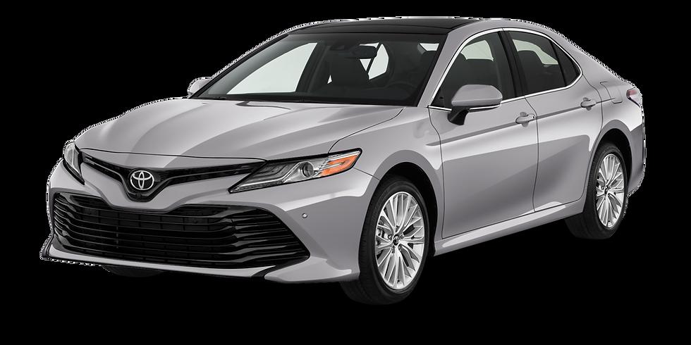 2020 Toyota Camry Raffle
