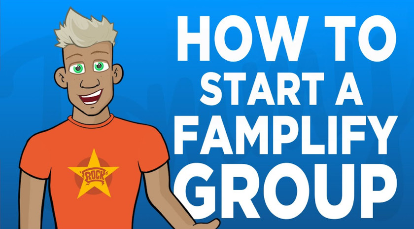 HOW to Start a Group