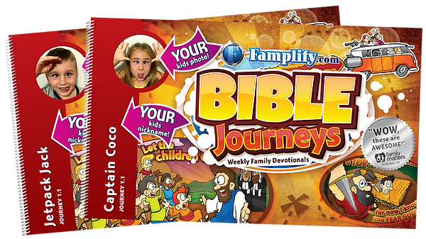 Famplify Bible Journeys
