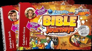 Famplify Custom Devo Bible Journey Prints
