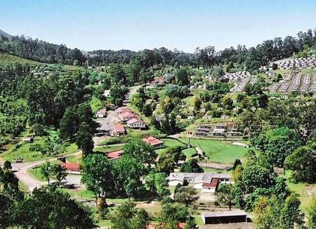 Bulembu Town