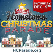 Hometown Christmas Parade Graphics