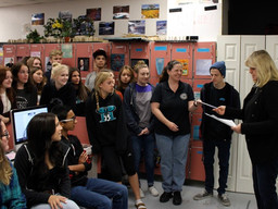 2016 Paul O'Neill Grant Goes to Highland High School in Gilbert