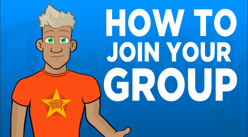 HOW to Join a Group