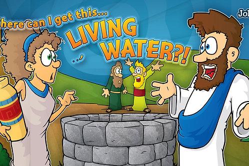 Jn. 4 - Living Water