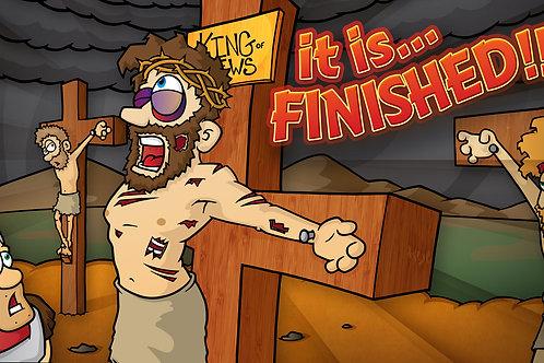 Mark 15 - Jesus the Savior