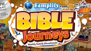 Famplify - Amplifying God's Word in Family