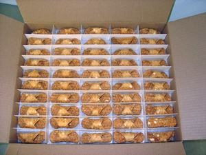 200 Traditional Cannoli Shells