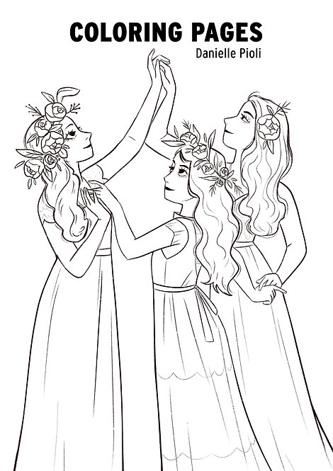 Coloring Pages - FREE