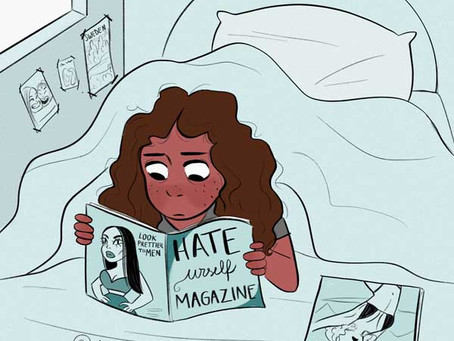 Hate Yourself Magazine - We Are Tired!