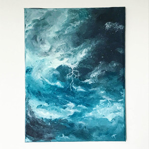 Chaos and Creativity series - STORM