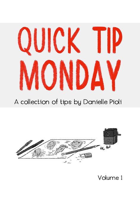 Quick Tip Monday - Volume 1 (eBook)
