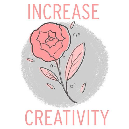Increase Creativity - Hypnosis Recording