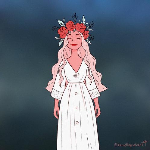 Scandinavian Goddess