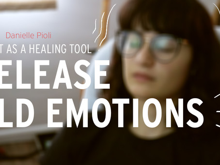 How to Use Art to Release Stuck Emotions - Healing Arts