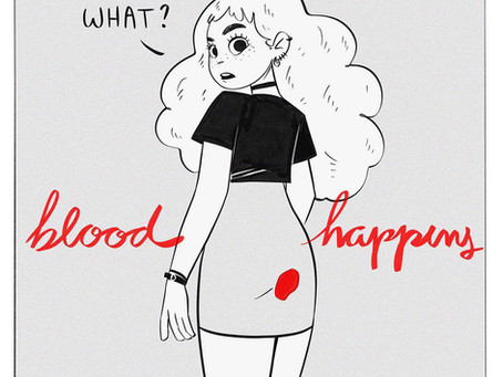 Blood Happens