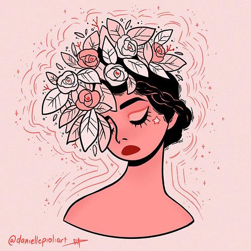 Floral Aura
