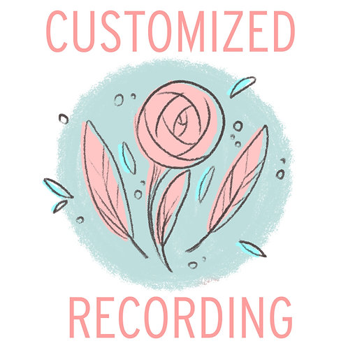 Customized Hypnosis Recording