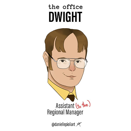 The Office - Personagens Diversos