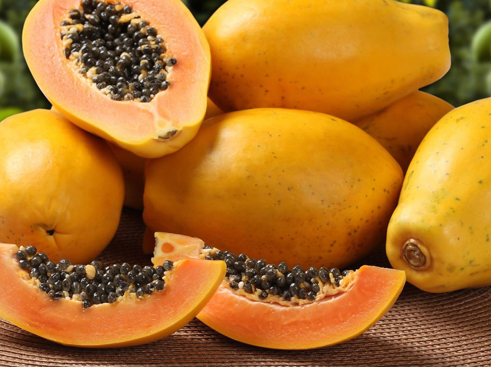 มะละกอ วิตามินซี