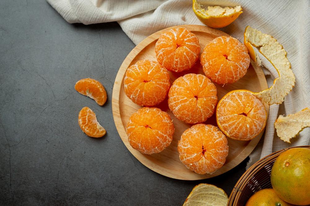 ส้ม วิตามินซี