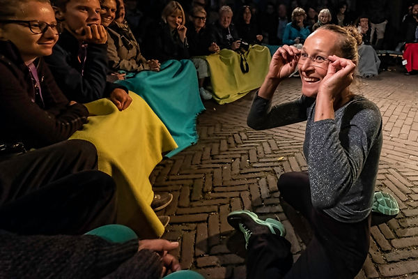 Tilde Knudsen Spoffin 2018 foto Cees de