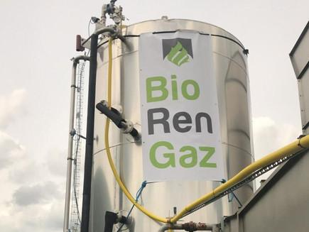 BioRenGaz : Montée en charge, expérimentation pilote et validation des performances
