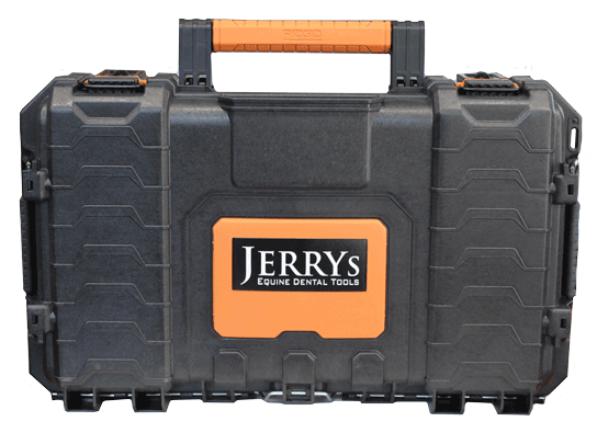 Jerry's Carrying Case
