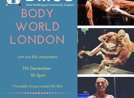 Body World London