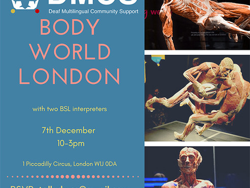 Body World London