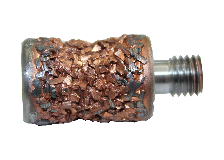 Used Carbide Apple Core Bur